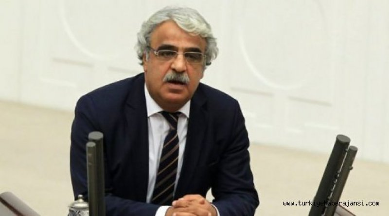 HDP'li Sancar: Saldırının gerçekleştirildiği saatlerde yaklaşık 40 kişilik yönetici grubumuzun bir toplantısı vardı, katil tarama yapmış