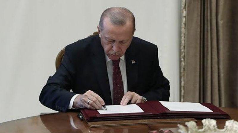 Cumhurbaşkanı Erdoğan'dan 11 üniversiteye yeni rektör ataması