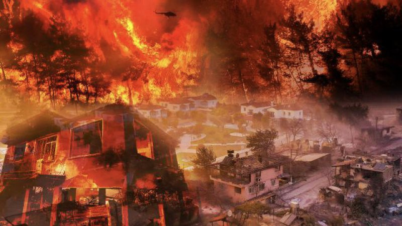 RTÜK'ten TV kanallarına 'yangın' uyarısı
