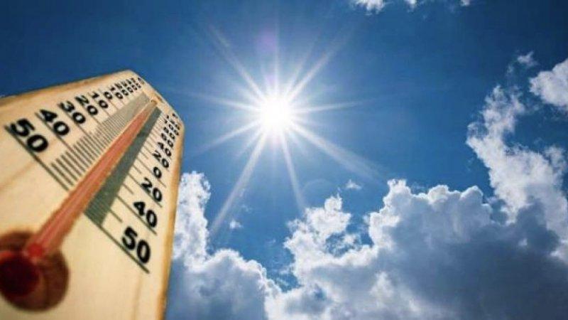 Meteoroloji uyardı! Sıcaklar 50 dereceyi bulacak