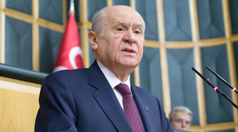 MHP lideri Devlet Bahçeli: Bayram nedeniyle ülkelerine gidenlerin geri dönüşlerine lüzum yok