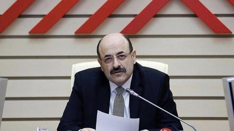Yekta Saraç, Cumhurbaşkanı Başdanışmanlığı'na atandı