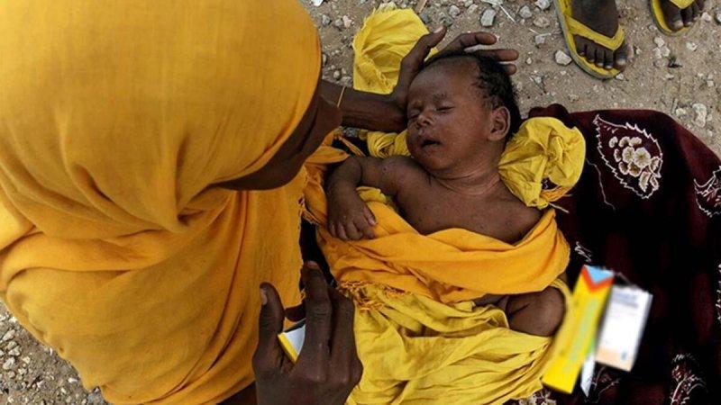 41 milyon kişinin açlıktan ölme tehlikesiyle karşı karşıya
