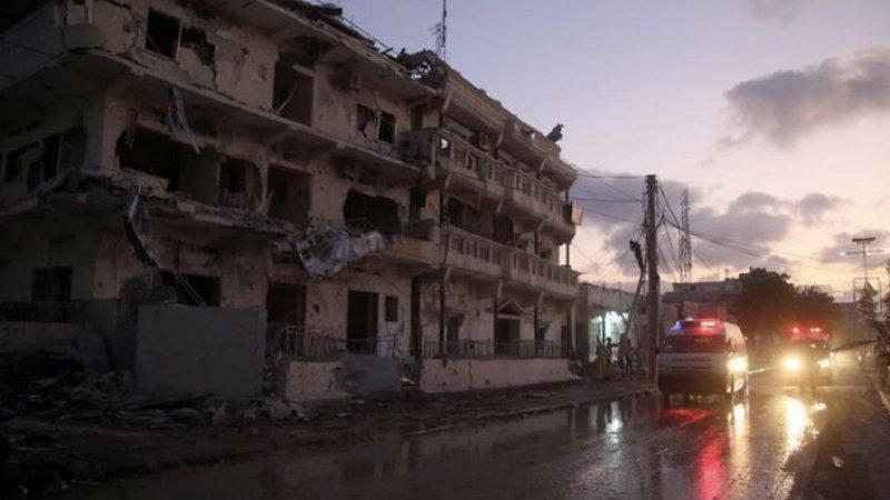 Somali'de bombalı saldırı: 5 ölü
