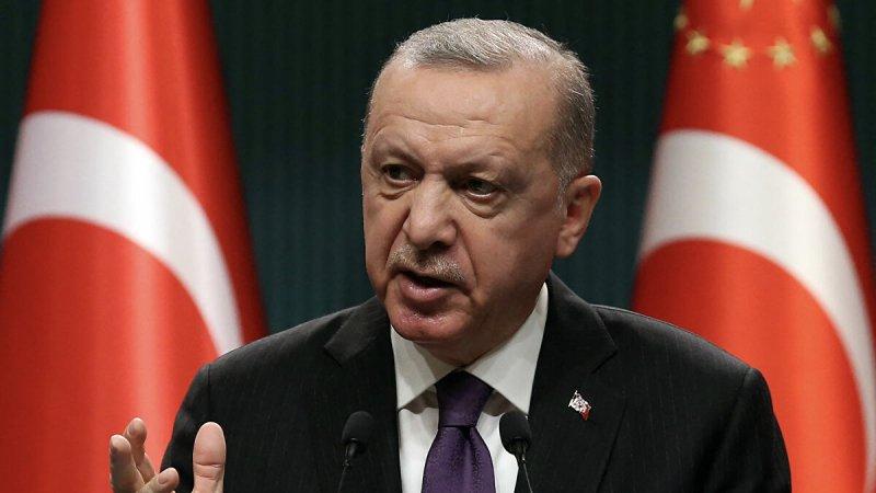 Erdoğan: Salgın döneminde turizm sektörünü ayakta tutmak için yoğun gayret gösterdik