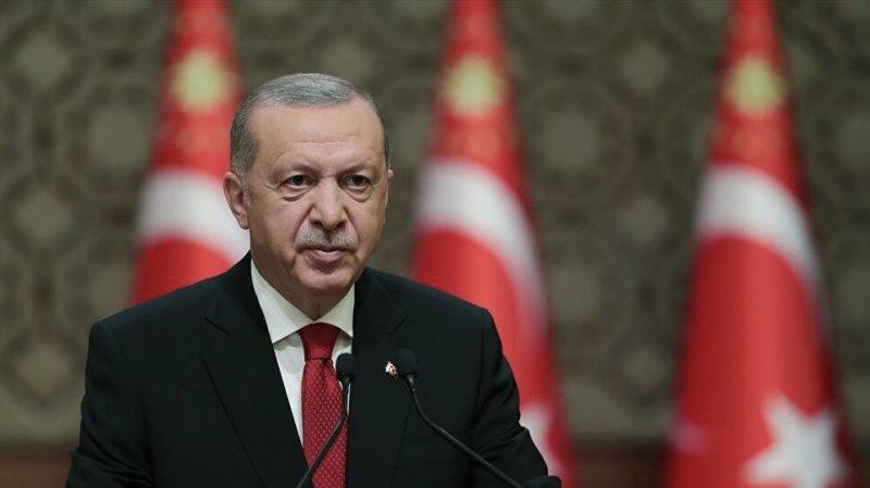 Erdoğan: Ramazanın ilk iki haftası kısmi kapanma uygulanacak