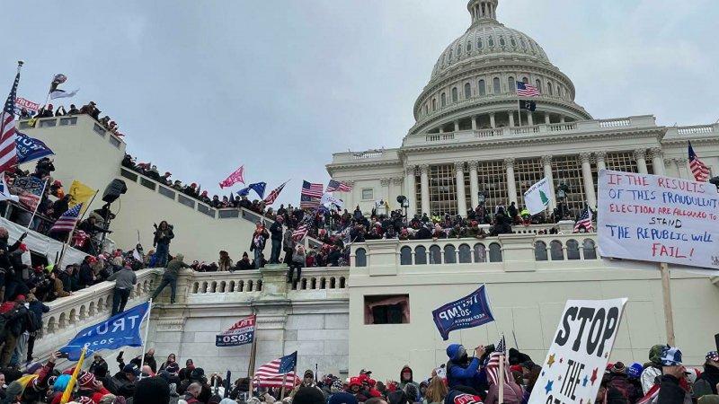 Kongre Baskını soruşturmasında Trump yönetimi yetkilileri ifadeye çağrıldı