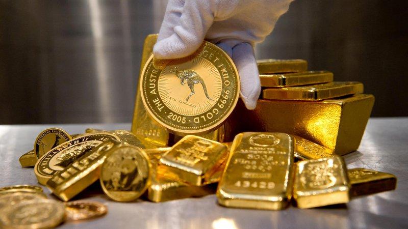 Altın ve gümüş fiyatları!