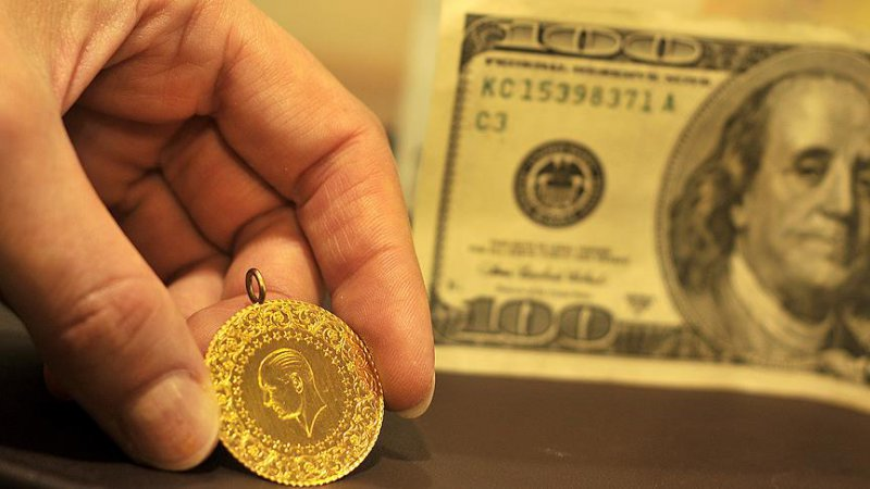 Dolar 7 liranın üstünde, altın yükselişte
