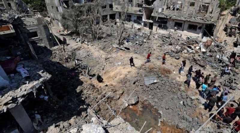 Hamas: İsrail ile 2 saatlik ateşkes başladı