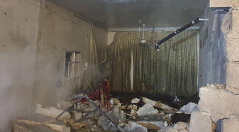 Suriye'de saldırı! Siviller yaralandı