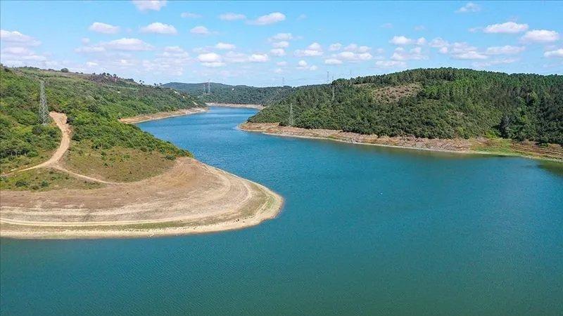 İstanbul'da barajlardaki doluluk oranı yüzde 31'e yükseldi