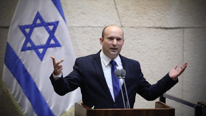 İsrail Başbakanı Bennett'ten küstah açıklamalar!