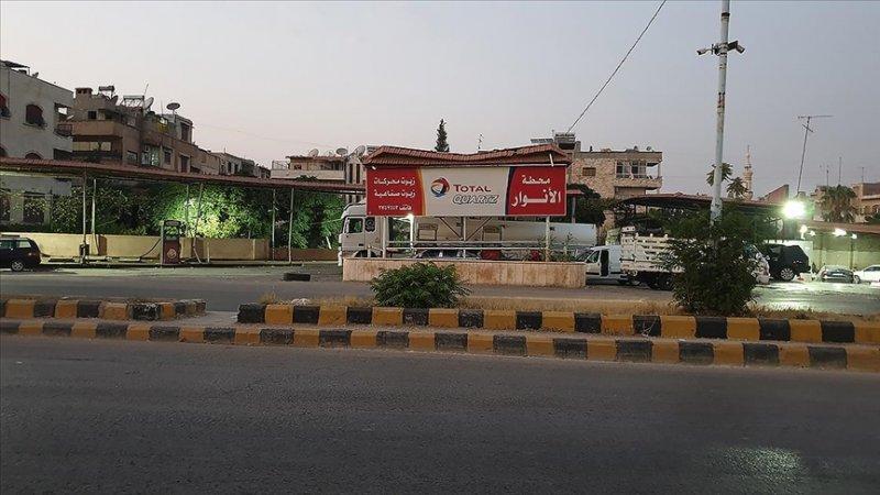 Suriye'de rejimden benzine yüzde 25 zam