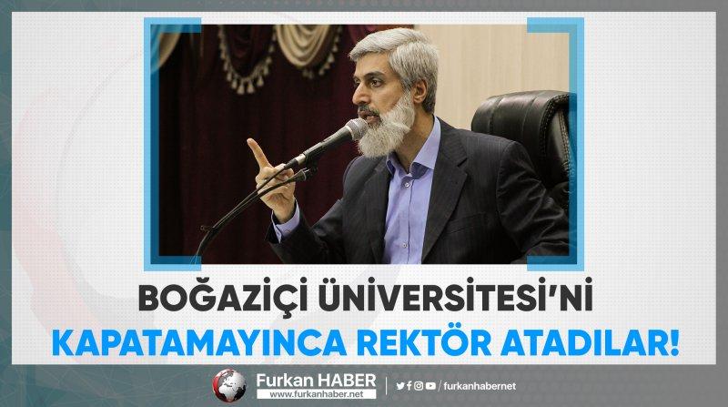 """Alparslan Hoca: """"Boğaziçi Tanınmış Bir Üniversite Olunca Kapatamadılar!"""""""