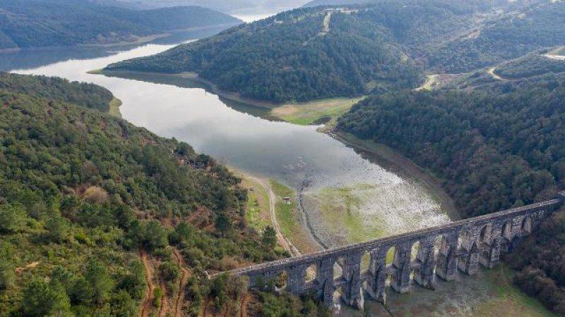 İstanbul barajlarında doluluk oranı yüzde 80'i aştı