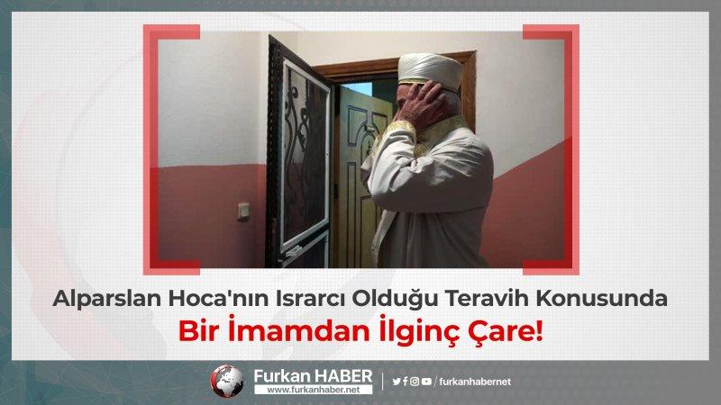 Ramazan Engellemelerine Çaresizlik(!) İçinde Çare Aranıyor! Yasaklanan Teravih Namazına Bir İmamdan İlginç Çözüm!
