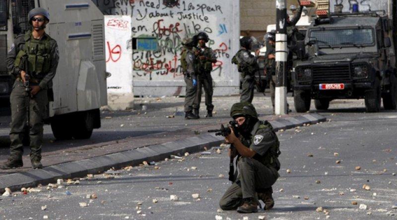 Geçtiğimiz hafta Filistin'de 125 noktada çatışma yaşandı