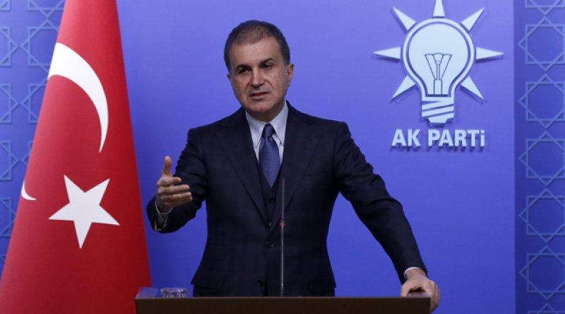 AK Parti Sözcüsü Ömer Çelik: Recep Tayyip Erdoğan'ın siyaseti esnafın, işçinin, gencin, çiftçinin yanındadır