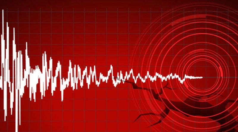 Yunanistan'da deprem oldu!