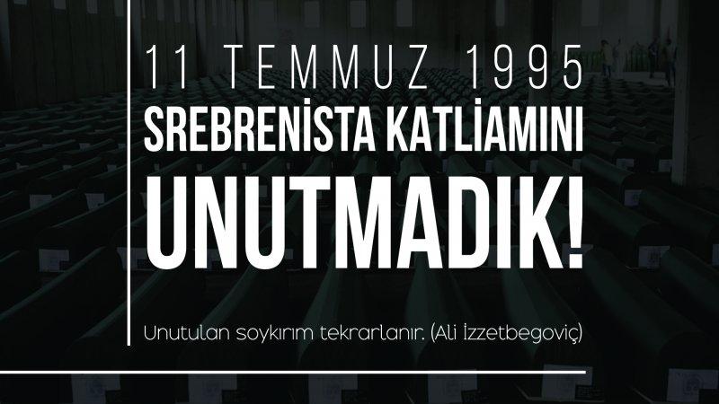 """Bosna Savaşı'nın en kanlı olayı """"Srebrenitsa Katliamı"""""""