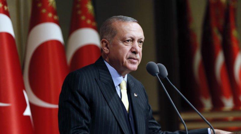 Cumhurbaşkanı Erdoğan'dan 'sosyal medya düzenlemesi' açıklaması