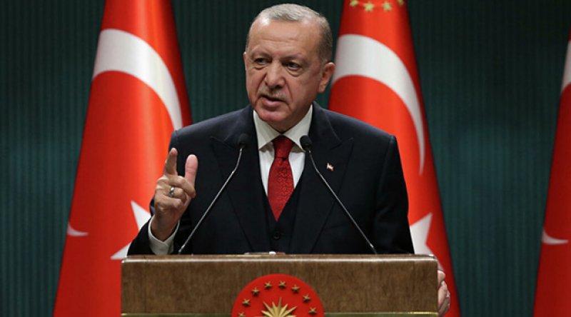 Erdoğan: Ormanlarımızı yakanları bulup ciğerlerini yakmak boynumuzun borcudur