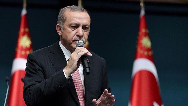 Erdoğan: İnsanlarımız çoğu zaman tedavi, üniversite eğitimi, iş, aş bulmak için Amerika'ya, Avrupa'ya gitmek zorunda kalırdı, hamdolsun bugün bu tablo büyük oranda tersine döndü