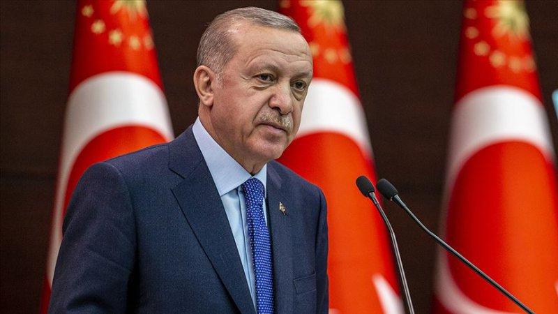 Cumhurbaşkanı Erdoğan: Denizlere hakim olan cihana hakim olur