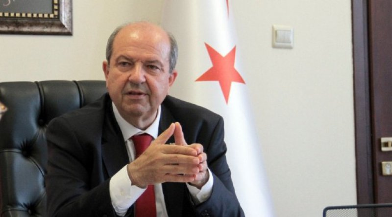 KKTC Cumhurbaşkanı Ersin Tatar ilan etti: Artık federasyon kapısı tamamen kapandı!