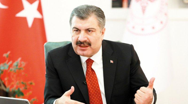Sağlık Bakanı Koca: Manavgat'ta çıkan yangından 62 kişi etkilendi