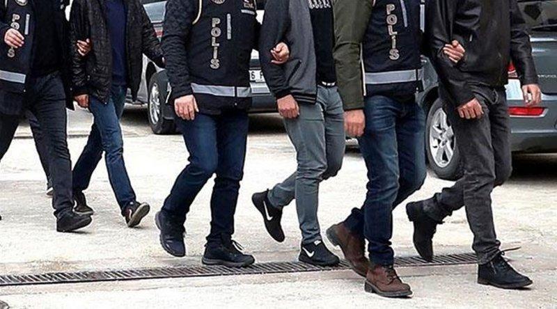 Antalya merkezli 5 ilde operasyon: 32 gözaltı