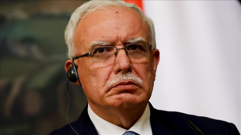 Filistin Dışişleri Bakanı Türkiye'yi ziyaret edecek