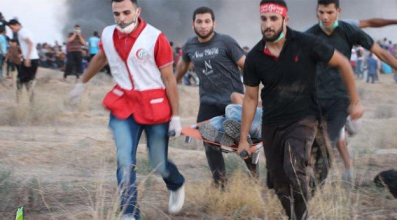Son bir haftada 70 noktada çatışma yaşanırken 3 Filistinli şehit oldu