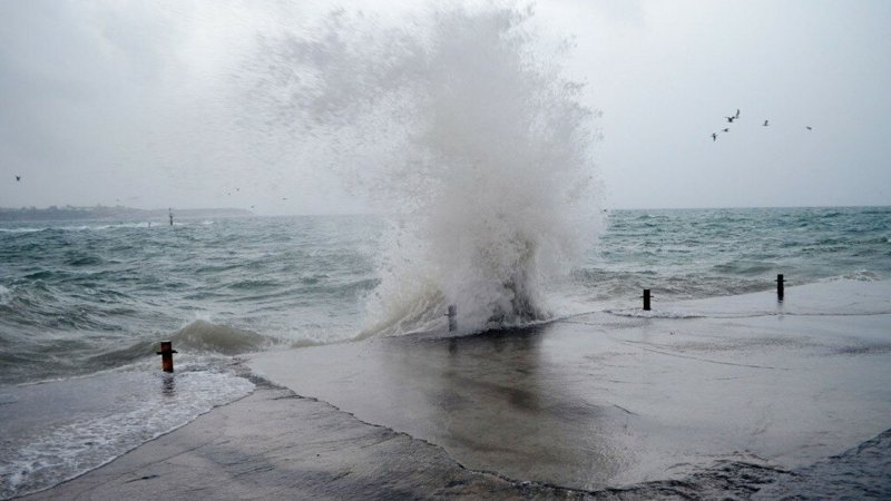 Meteoroloji'den Ege için fırtına uyarısı