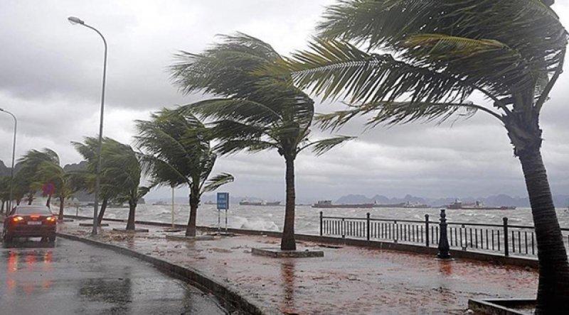 Doğu Karadeniz'e kuvvetli fırtına uyarısı