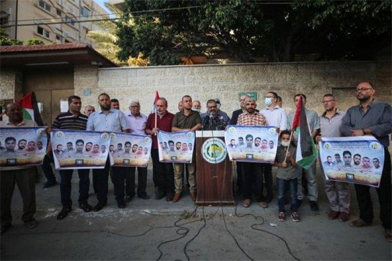 Gazze'den, işgalci İsrail'e uyarı! Filistinli esirlere zarar vermeyin