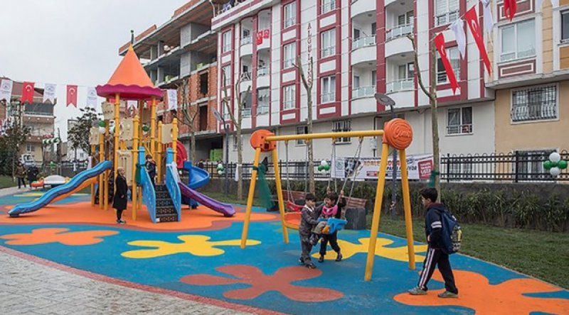 Ak Partili belediyeden tepki çeken teklifi! Çocuk parkları özelleştiriliyor!
