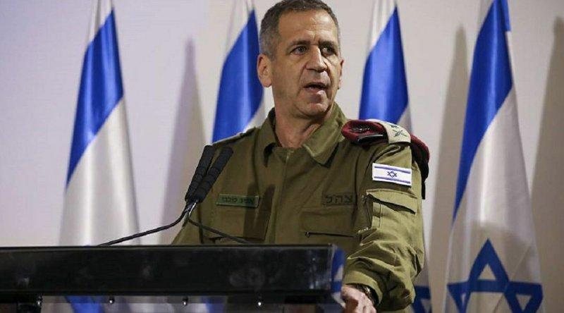 İsrail Genelkurmay Başkanı'ndan skandal tehdit: Gazze'de sivil hedefleri de vururuz