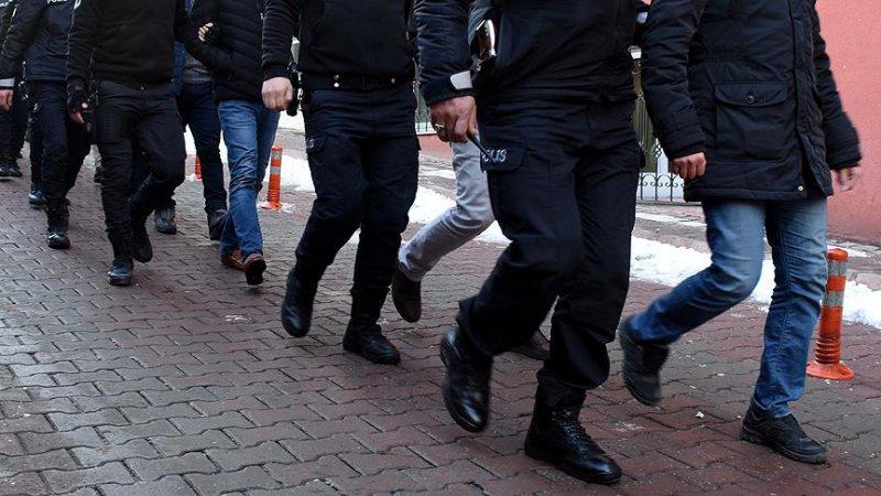 25 ilde operasyon: 115 gözaltı kararı