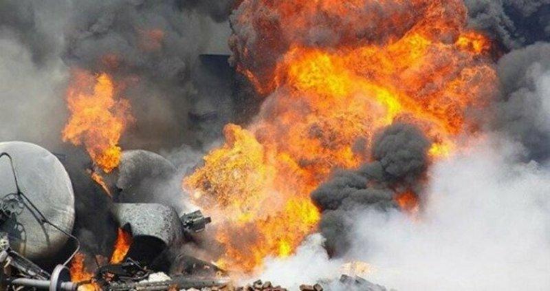Suriye'de rejimin kontrolündeki Hama'da patlama: 18 ölü