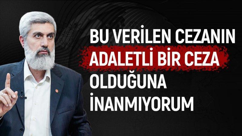 """Alparslan Hoca: """"Ebu Hanzala'ya kimseye yapmadıklarını yapıyorlar!"""""""
