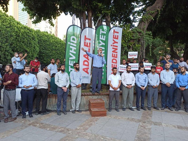 Alparslan Hoca: Adana Emniyetinde Günlerce İşkence Gören Kardeşlerimizin Dosyası Tamamen Boştur!