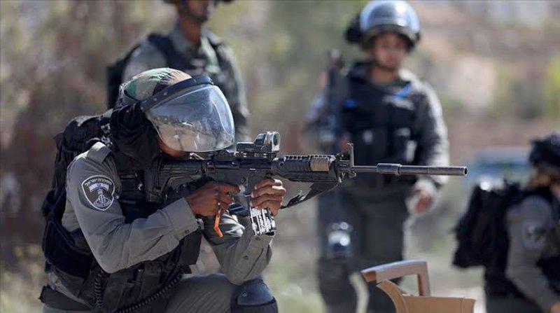 İşgal güçleri Batı Şeria ve Kudüs'te birçok bölgeye baskın düzenledi