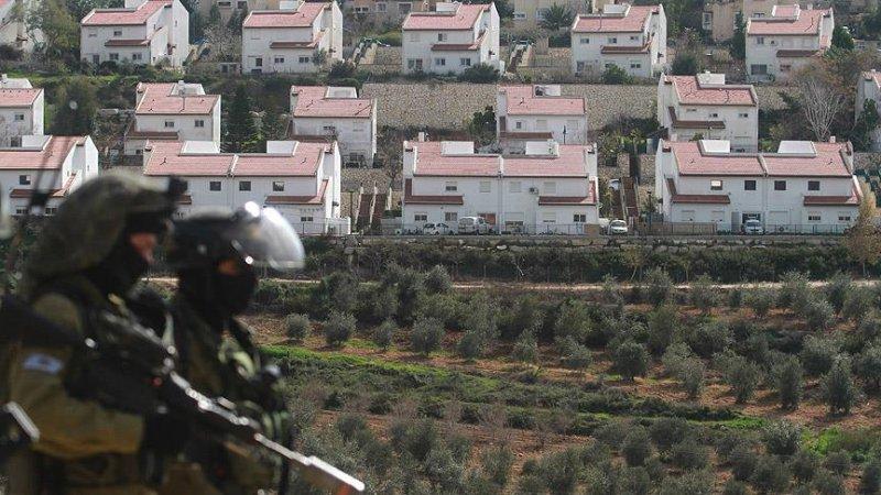 İsrail'in adım adım işgali: Filistinlilere ait araziye el konulmasına onay!