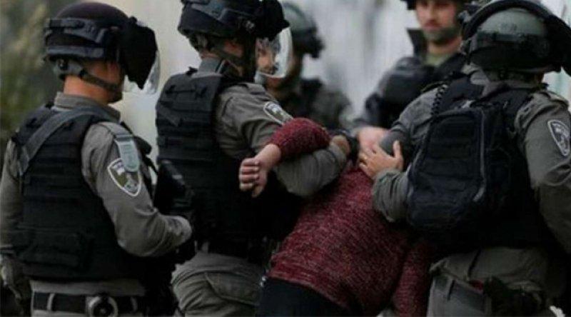 Siyonist işgal rejimi ocak ayında 93'ü çocuk 456 Filistinliyi esir aldı