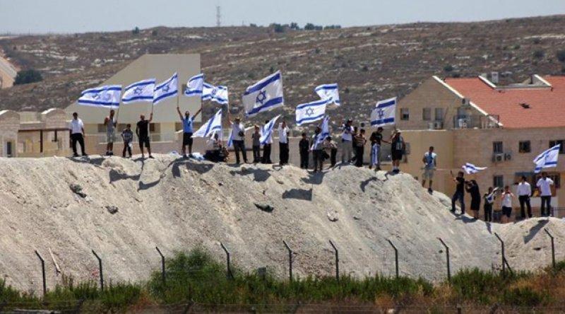İsrail işgali dur durak bilmiyor! el-Ubeydiyye beldesinde 658 dönüme el koyuyor
