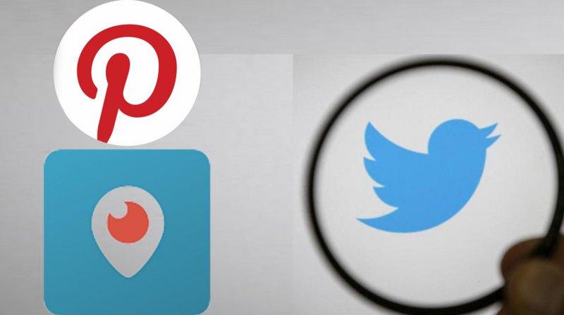 Temsilci atamayan Twitter, Periscope ve Pinterest'e reklam yasağı