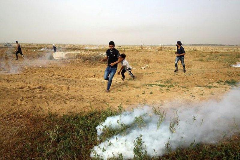 Siyonist terörist İsrail, Gazze'de 9'u çocuk 21 masumu şehit etti!