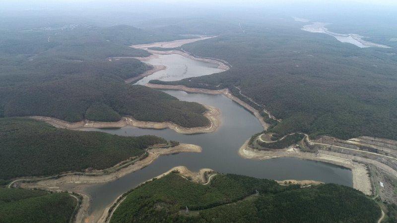 İstanbul'da barajların doluluk oranında artış sürüyor